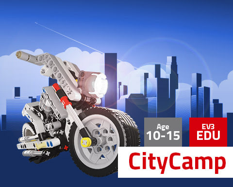 CityCamp Mindstorms EV3 Education