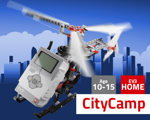 CityCamp Mindstorms EV3 Home